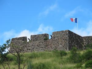 Fort Louis, Marigot