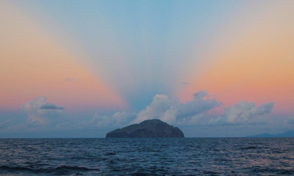 Redonda at dawn
