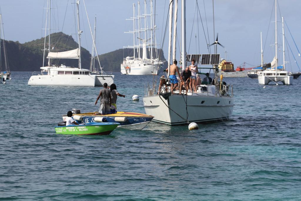 The boat boy hustle!