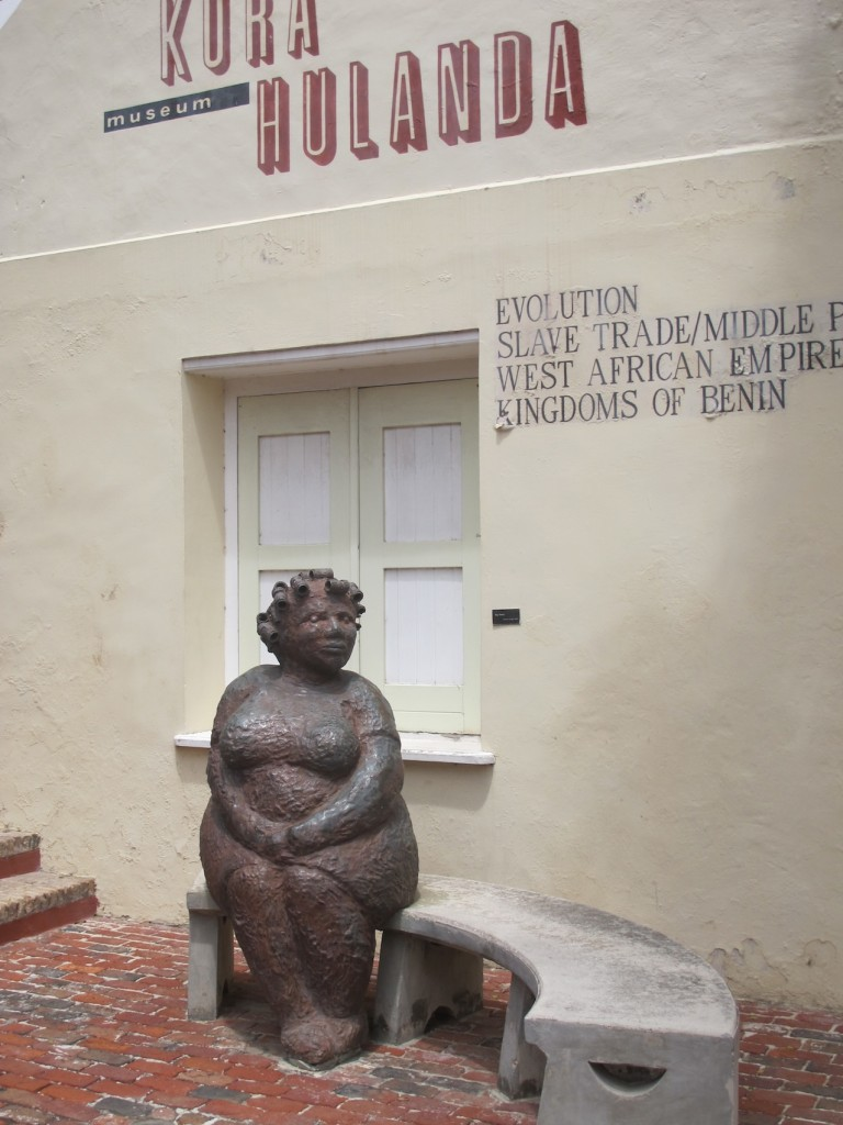 The slave museum, Willemstad
