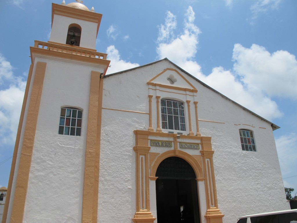 Church of San Felipe de Portobelo