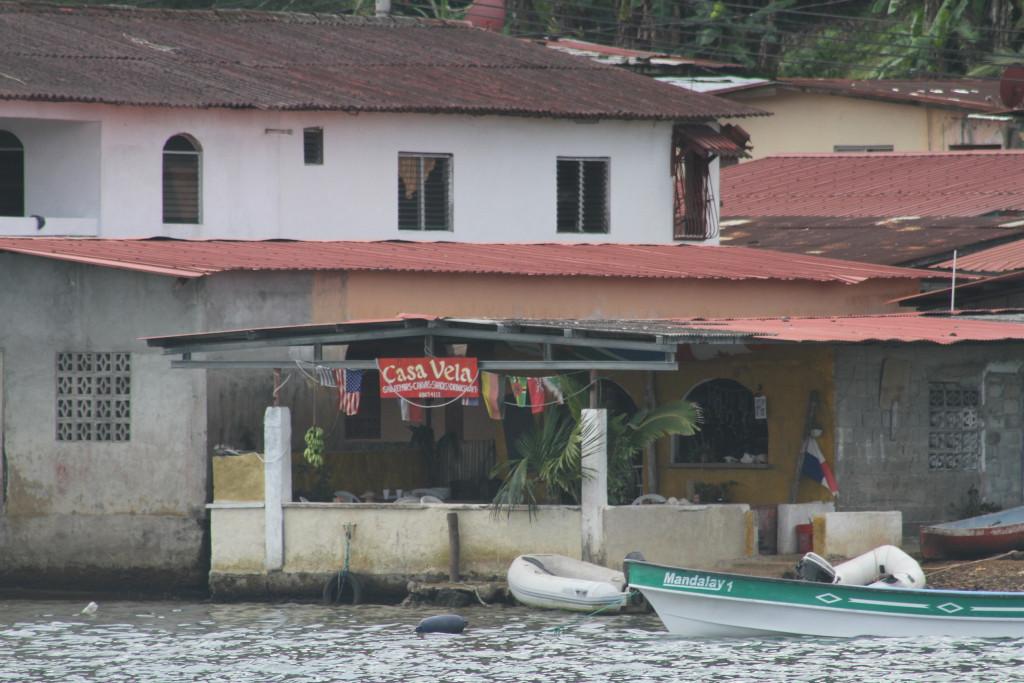 Casa Vela, Portobelo