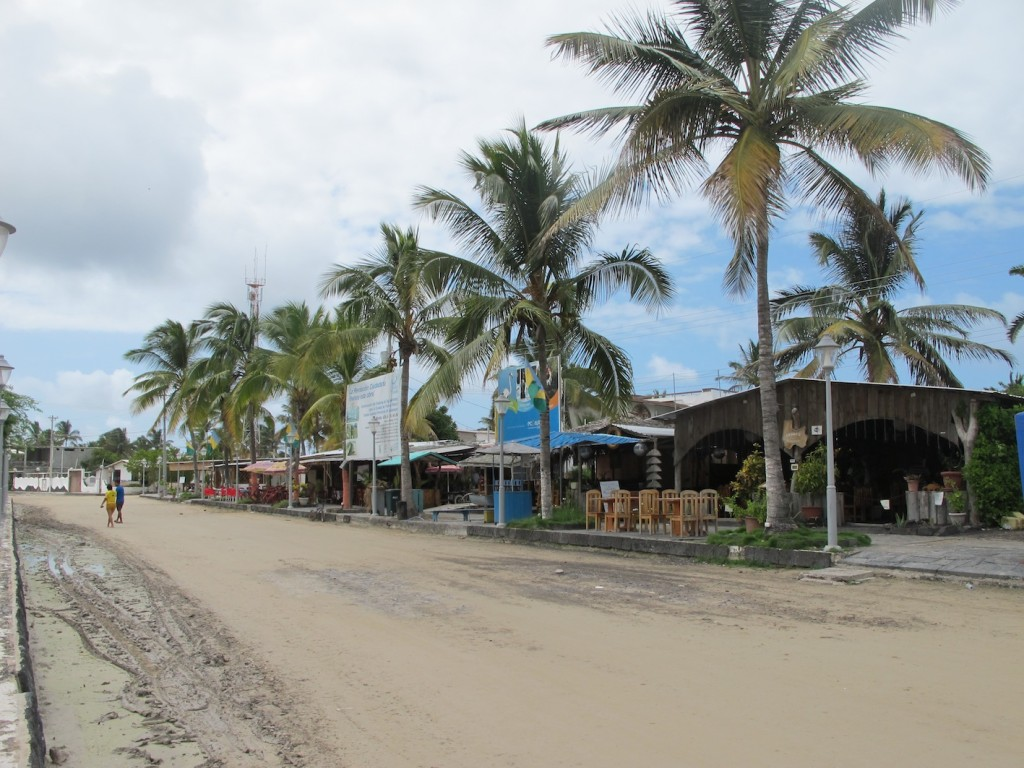 the main street, Isabela