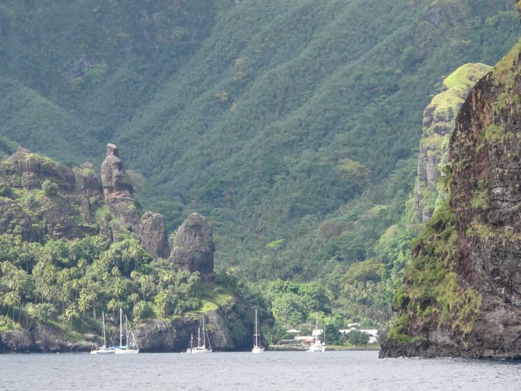 The Bay of Virgins, Fatu Hiva