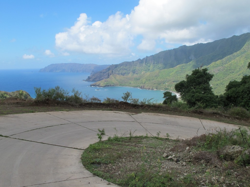 the hairpin bends were a bit hair-raising