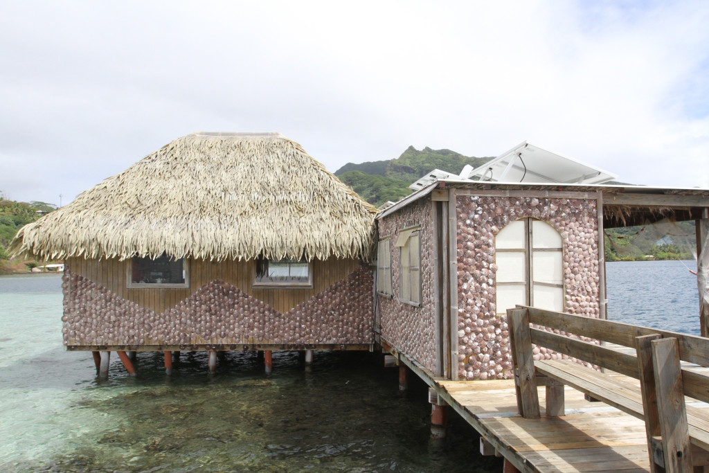 The Pearl Farm, Huahine