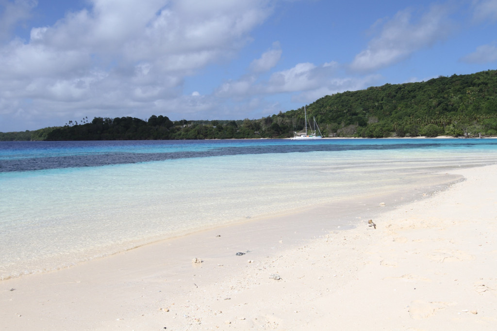 stunning beaches in Vava'u