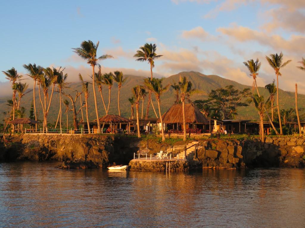 Paradise Resort, Taveuni Island