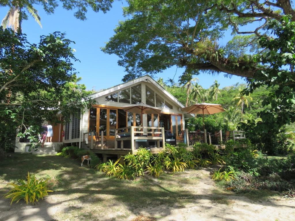 Sau Bay Fiji Retreat