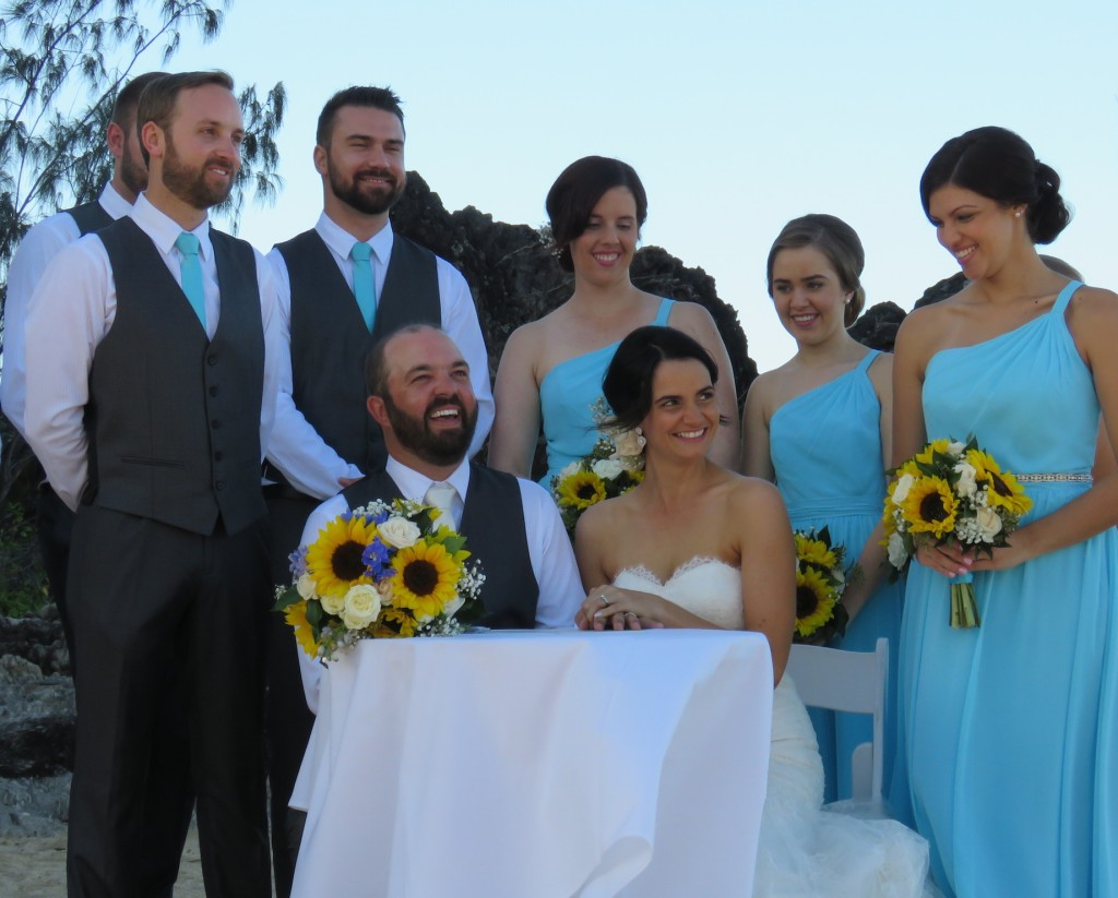 Mr and Mrs Turner, 12th August 2016