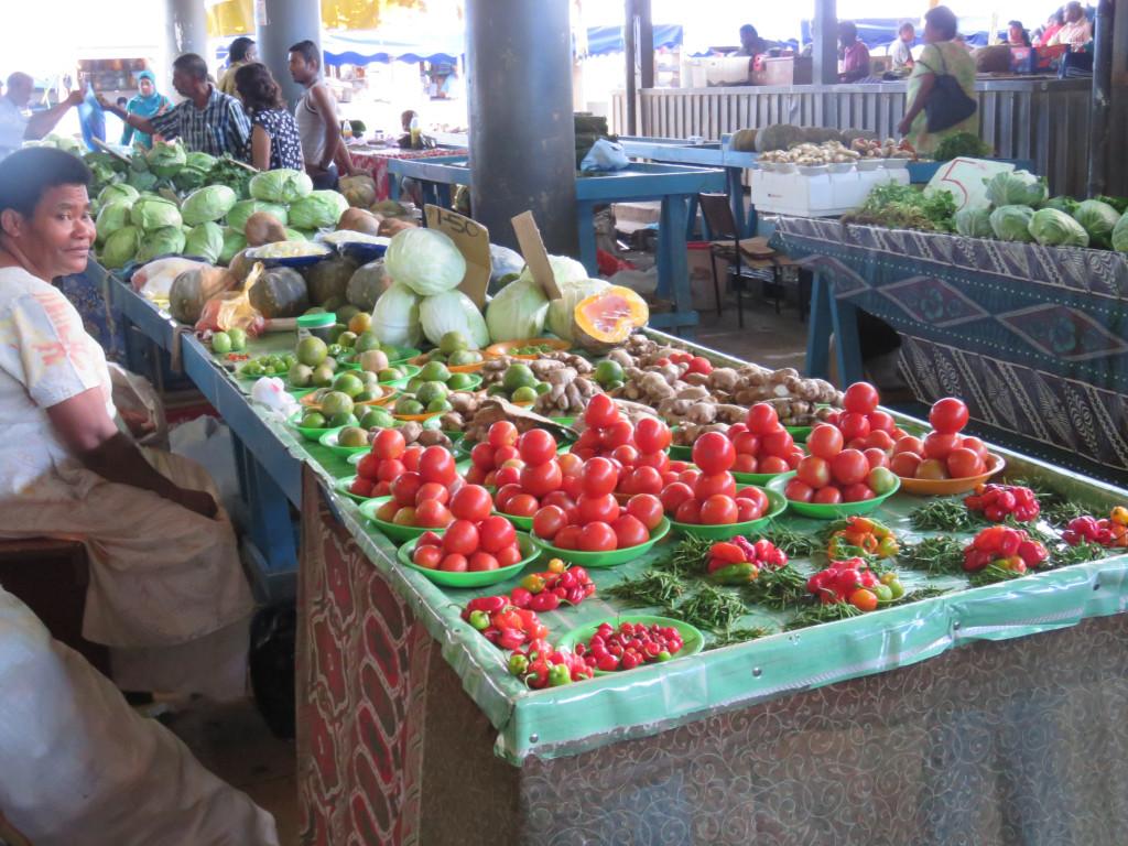 Fruit & Vegetable market, Nadi