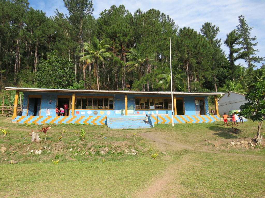 The primary school, Naqara village