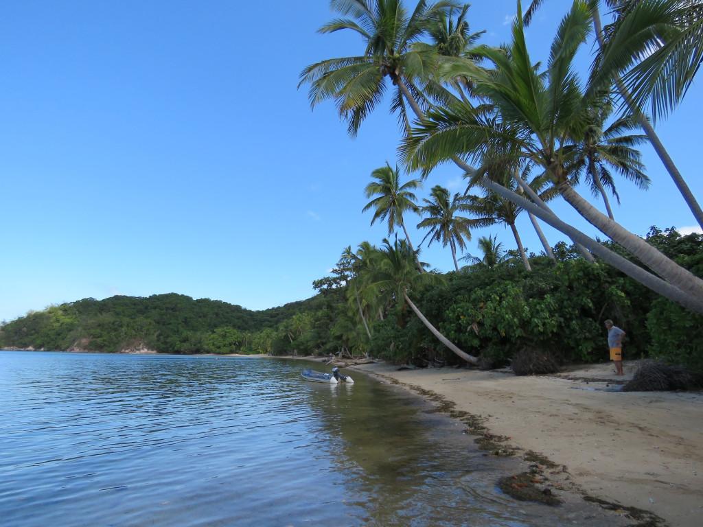 Waisalima Bay, Kadavu Island