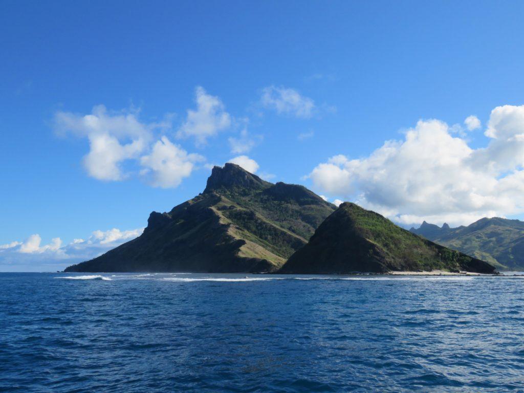 Waya (or is that Mordor?) Island
